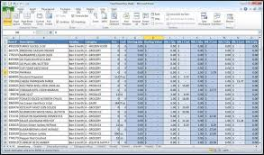 free estimate template invoice format in excel u2013 palladiumes com