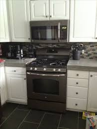 Small Kitchen Remodel Featuring Slate by Kitchen With Slate Appliances Google Search Kitchen Remodel