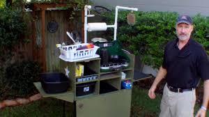 camp kitchen field kitchen youtube