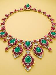antique emerald necklace images Jewelry crafty cristian jpg