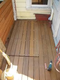 clayton woodworks deck retaining wall potrero hill