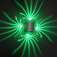 Bedroom Laser Lights 2018 Ywxlight 3w Led Wall Light Decoration L For Aisle Bedroom