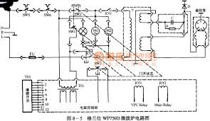 microwave oven circuits