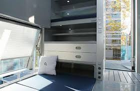 Micro Homes Interior The Micro Compact Home Is Proof That Good Things Come In Small