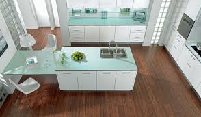 plan de travail cuisine verre decoration cuisine style collection avec plan de travail en verre
