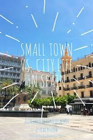 small town vs city life in spain auxiliares de conversación 2