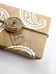 unique wrapping paper decoration ideas hot picture of decorative rope paisley unique