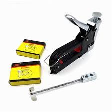 Staple Gun Upholstery Multitool Nail Staple Gun Furniture Stapler For Wood Door