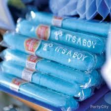 baby shower treats boy baby shower treats table idea party city