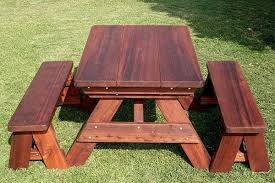Build A Heavy Duty Picnic Table by Build A Heavy Duty Picnic Table Marinus Muuni Wood Picnic Table
