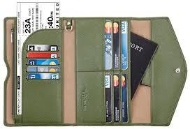 travel wallets images Travelambo rfid blocking passport holder wallet jpg