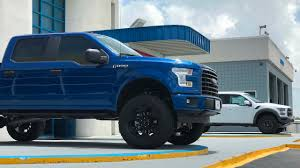 Ford Raptor With Lift Kit - 70k raptor versus 45k lifted f 150 youtube