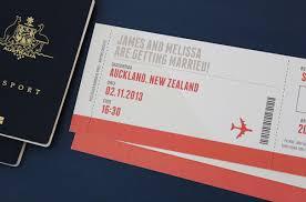 wedding invitations auckland wedding invitations travel theme vertabox