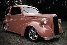 vauxhall anglia carros revisão mundo 1950 u0027s ford anglia rod by