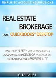quickbooks tutorial real estate gita faust at fast trac consulting gitafaust on pinterest