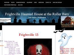 Oak Harbor Roller Barn Seasonal Haunts Categories Scary Events