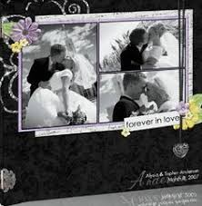 personalized wedding scrapbook image result for http www diy scrapbook images