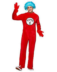 Dr Seuss Characters Halloween Costumes Dr Seuss Costumes Cat Hat Costume Spirithalloween