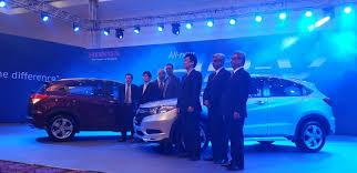lexus suv in pakistan honda launches sporty elegant hr v in pakistan autolook pakistan