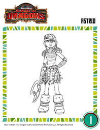 color astrid 3 u2013 free dragon coloring pages dragons