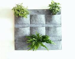 Wall Planters Indoor by Wall Planter Indoor Wall Planter Vertical Planter 3x3 Wall