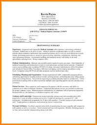 Resume Order Of Work Experience 11 Professional Summary For Resume No Work Experience Apgar