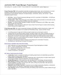 Resume Of Manager Project Manager by Project Management Resume 18 Best Best Project Management Resume
