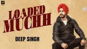 velly jatt written in punjabi loaded much lyrics deep singh punjabi song lyricslay