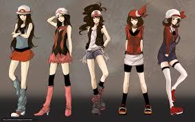 bandana wristband wallpapers style girl hat anime 406779 section