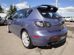 2007 mazda mazdaspeed 3 hatchback envision auto calgary
