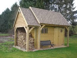 maison en bois style americaine abri de jardin en bois