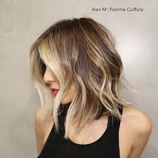 mid length blonde hairstyles 31 best shoulder length bob hairstyles stayglam