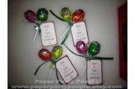 have a holly jolly christmas class party gift