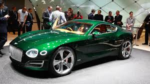 classic bentley bentley exp 10 speed 6 brings new curves to a classic brand