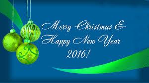 2016 year and christmas hd wallpaper hd happy year