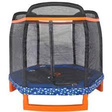 Safest Trampoline For Backyard by Trampolines