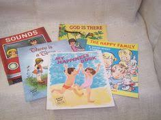 children s christian story books plastic book made in u s a