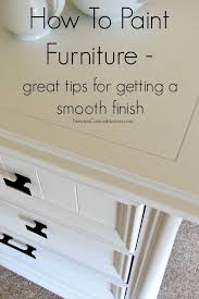 Painting Bedroom Furniture Best 25 Painting Furniture White Ideas On Pinterest Painting