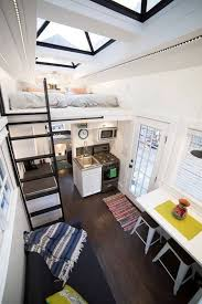 couple builds luminous 192 sq ft tiny house for extra rental