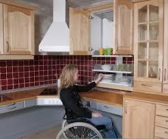 ada kitchen design handicap home modifications in austin texas