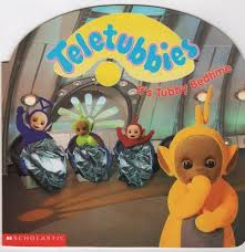 teletubbies tubby bedtime softcover book bedtime