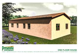 One Floor Houses One Floor House Presanella