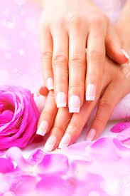 manicure hands spa female hands soft skin beautiful nails