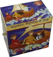 Childrens Music Boxes Wynken Blynken U0026 Nod Musical Treasure Box Music Box World Uk