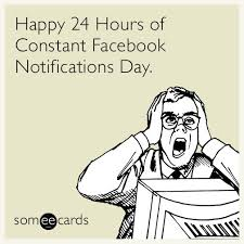 Some E Card Birthday Free Birthday Ecard Happy 24 Hours Of Constant Facebook