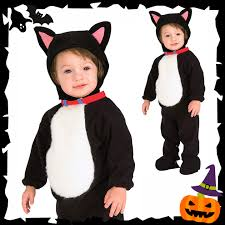 Black Cat Halloween Costume Kids Love Baby Rakuten Global Market Black Kitty Cat Kitten