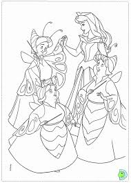 sleeping beauty coloring pages kids kids coloring