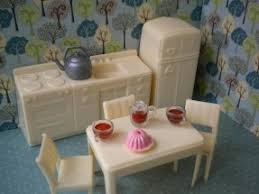 plastic dollhouse furniture sets hollywood thing