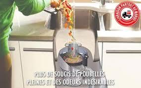 broyeur de cuisine broyeur pour déchets de cuisine à 999dh seulement au lieu de