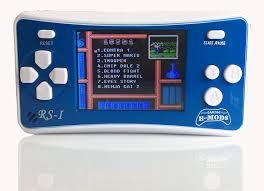 amazon com hisonders 8 bit retro portable handheld video game